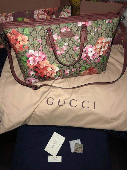 Hermosa Bolsa Gucci Bloom Original De Temporada!