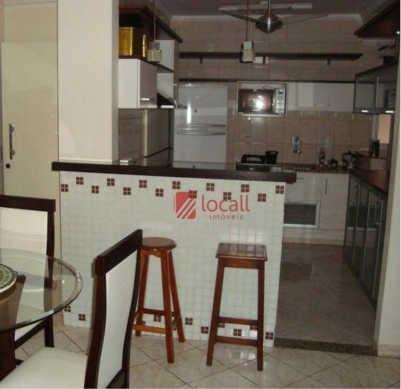 Apartamento Residencial À Venda, Bom Jardim, São José Do Rio Preto. - Ap0465