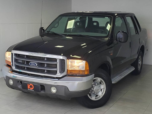 Ford F-250 4.2 Cd Xlt Tropical