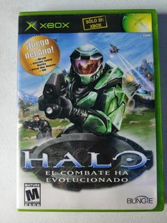 Halo Xbox Clásico