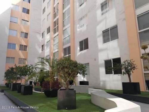 Departamento En Renta En Carola, Alvaro Obregón, Rah-mx-20-1304