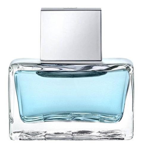 Imagen 1 de 2 de Antonio Banderas Blue Seduction EDT 50ml para  mujer