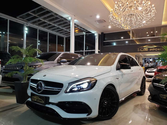 Mercedes A 45 Amg 2018 2.0 Cgi Gasolina 4matic Speedshift