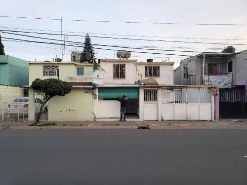 Casa En Zona Comercial, Ecatepec, Izcalli Jardines