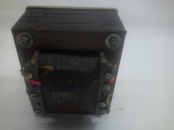 Transformador De Rede Para Amplificador Delta 2505 Original