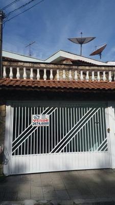 Sobrado Com 3 Dormitórios À Venda, 121 M² Por R$ 530.000 - Jardim Vila Formosa - São Paulo/sp - So0003