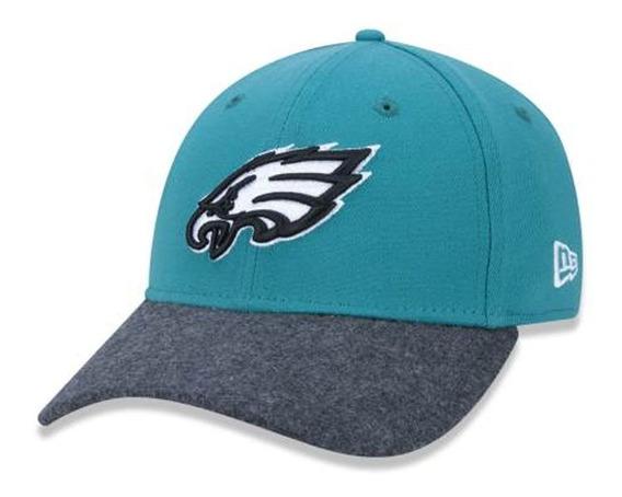 Boné New Era Nfl +2brindes Philadelphia Eagles Nfv19bon017