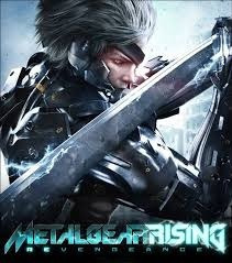Metal Gear Rising Revengeance Edition Especial /digital