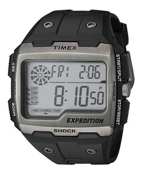 Reloj Timex Resistente A Golpes Estilo, Expedición