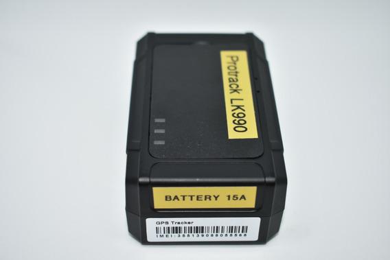 Rastreador Veicular Inteligente Longa Bateria Protrack-lk990