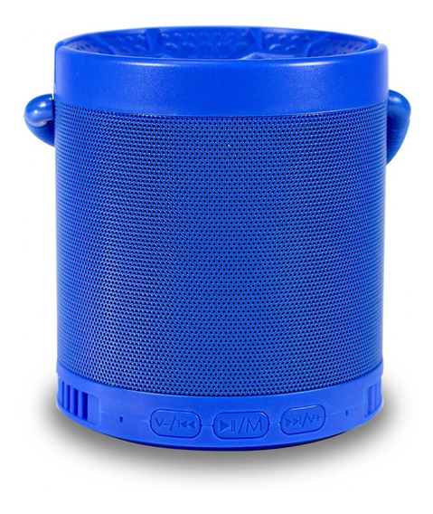 Rádio Fm Modelo Caixa De Som Portátil Th 5w Bluetooth Bola