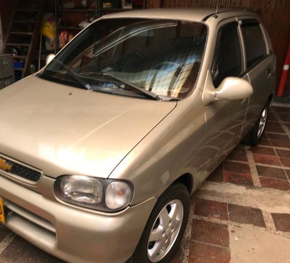 Chevrolet Alto 1000 Gris 2002