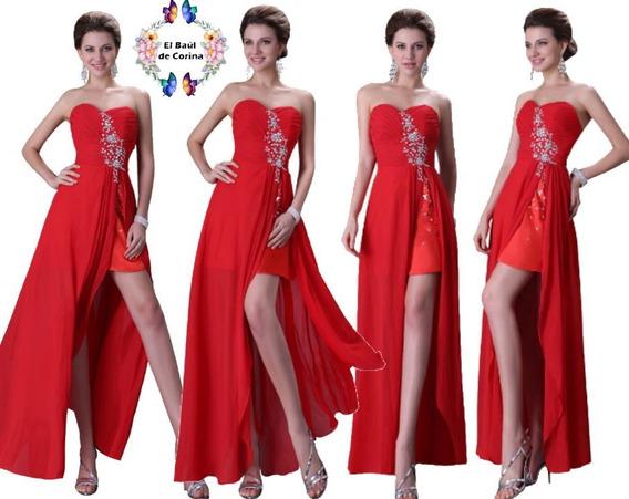 Vestido De Fiesta - Gala - Noche 0101175 Elbauldecorina