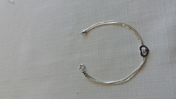 Pulseira Jóia Em Prata 925, Garantia Eterna No Material
