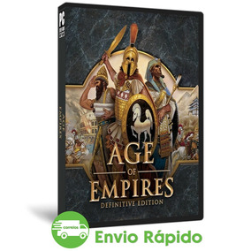 Age Of Empires Definitive Edition Português Mídia Física Dvd