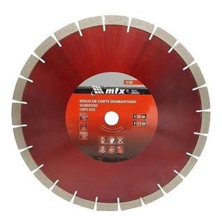 Disco Diamantado 350mm Corte Seco ( Concreto / Asfalto ) Mtx