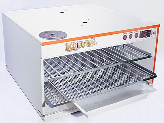 Chocadeira 310 A 360 Ovos + Ovoscópio, Ar Forçado + Brinde