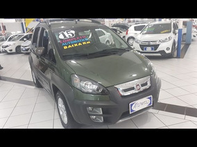 Fiat Idea 1.8 Mpi Advent Locker 8v 2015