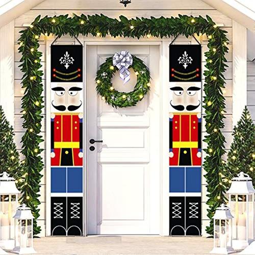 Imagen 1 de 5 de Decoraciones De Navidad Al Aire Libre