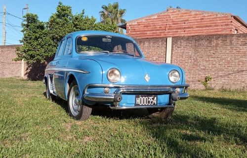 Renault. Gordini