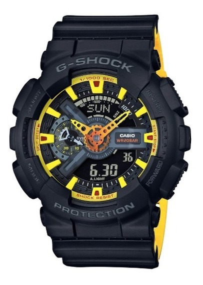 Relógio G-shock Ga-110 By 1adr 12 V Sj
