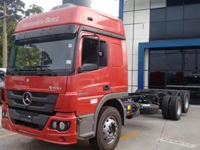 Mercedes-benz Atego 6x2 1719 0km