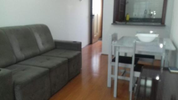 Apartamento Com 1 Dormitório Para Alugar, 42 M² Por R$ 1.500/mês - Cerâmica - São Caetano Do Sul/sp - Ap2993