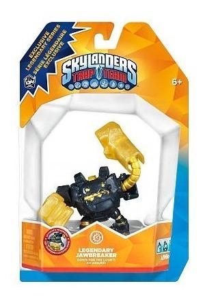 Skylanders Legendary Trap Team Trap Master - Jawbreaker