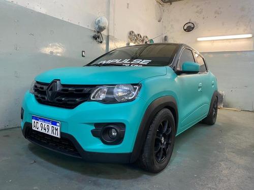 Imagen 1 de 6 de Renault Kwid 2018 1.0 Sce 66cv Zen