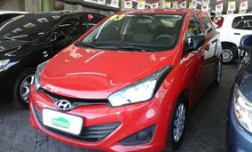 Hyundai Hb20 1.0 Flex 2013 Vermelho Completo - Henrycar