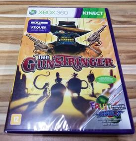 The Gunstringer Xbox 360 Novo Original Lacrado Mídia Física