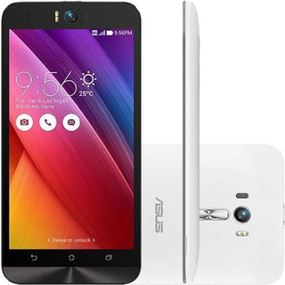 Asus Zenfone Selfie Zd551kl 32/3gb 13mp Branco Mancha Tela