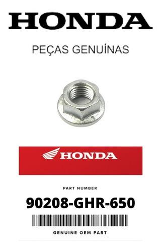 Porca Flange 10mm Pisca Xre300 90208-ghr-650 Original