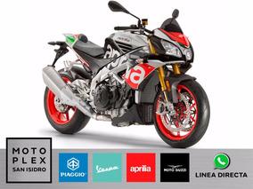 Aprilia Tuono V4 1100 Rf 0km 2017 Motoplex San Isidro