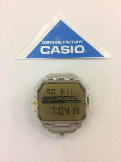 Módulo Completo Casio Original Relógio Dw-002