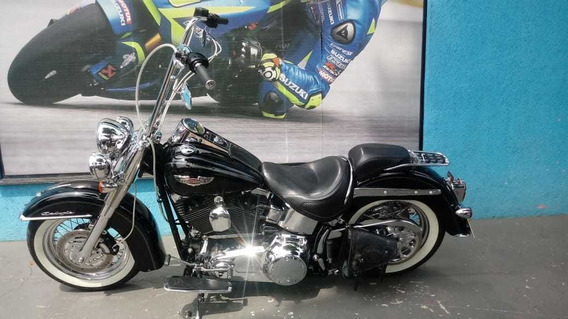 Harley Davidson Softail Deluxe Ano 2008
