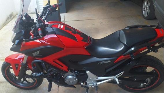 Honda Nc700x 2012/2013