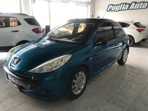 Peugeot 207 1.6 Xt 2008 Gnc Impecable!