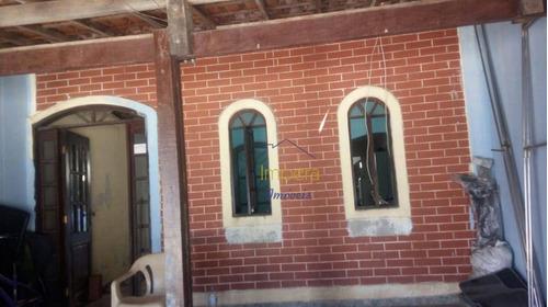 Sobrado Com 3 Dormitórios À Venda, 125 M² Por R$ 250.000 - Parque Novo Horizonte - São José Dos Campos/sp - So0149