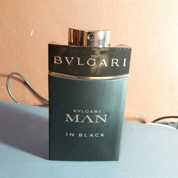 Perfume Importado Bulgari Man In Black 100ml