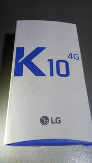 Celular Lg K10 Tv 4g Inpecável (c/nf)
