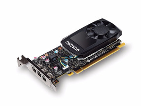 Quadro Nvidia Vcqp400-pb P400 2gb Ddr5 64bit Dp