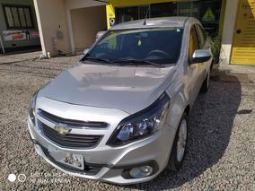 Chevrolet Agile 1.4 Ltz Easytronic 5p 2014