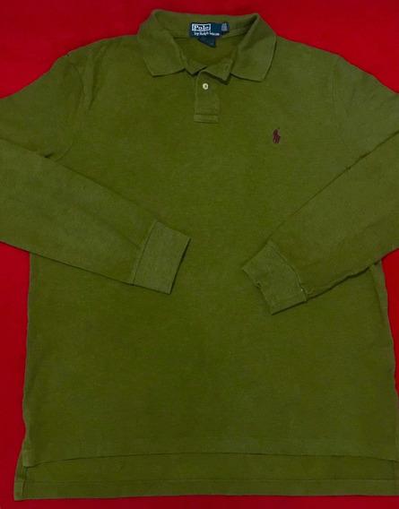 Playera Polo Ralph Lauren Original Talla L/no Lacoste Tommy