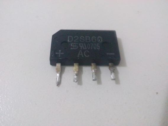 Ponte Retificadora 600v 1,5a (d2sb60)