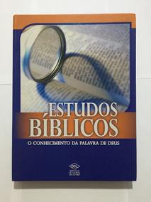 Estudos Bíblicos - O Conhecimento Da Palavra De Deus