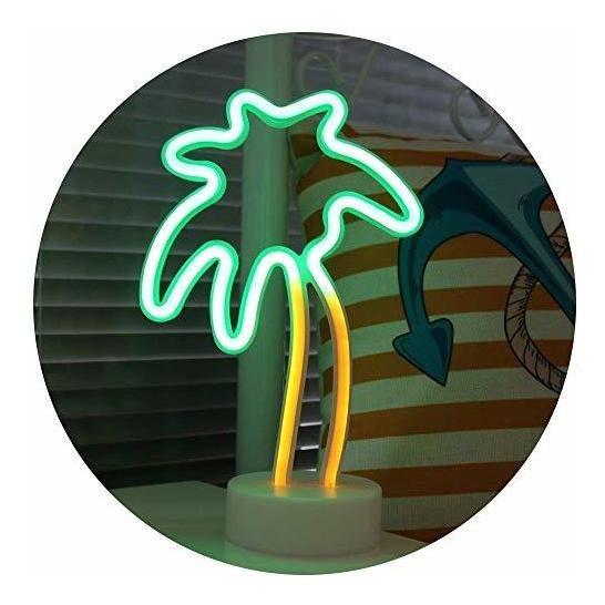 Pooqla Neon Lã¡mpara Decorativa