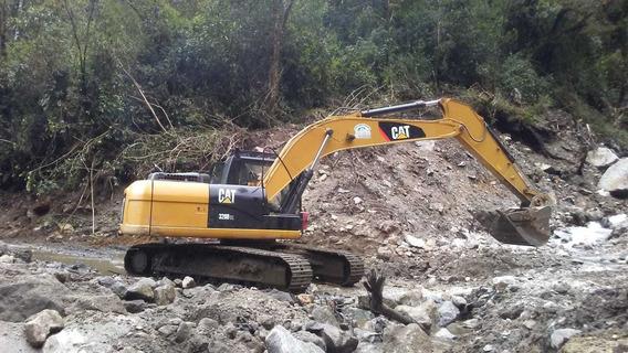 Venta De Excavadora Caterpillar 320 D2l En Junin