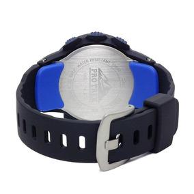 Relógio Casio Protrek Triple Sensor Prg-300