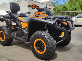 Bombardier Outlander 1000 Max Xtp Can Am